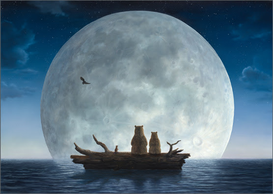 Moonlighters-Robert Bissell